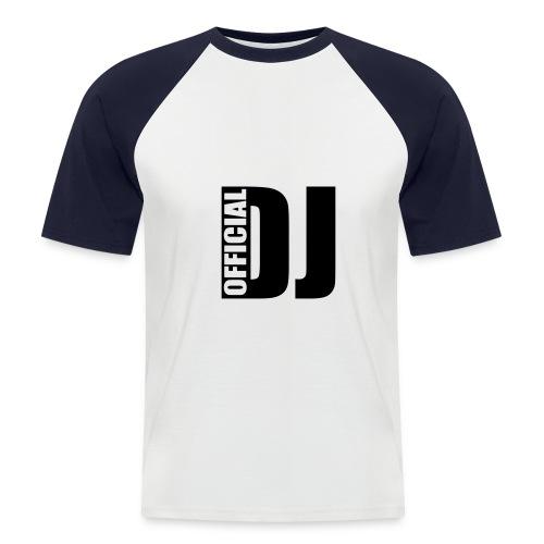 melodyshirt - T-shirt baseball manches courtes Homme