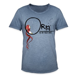 ORN CHILL MENS TEE - Men's Vintage T-Shirt
