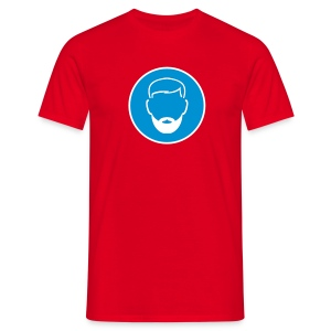 B.2004 in red - Men's T-Shirt