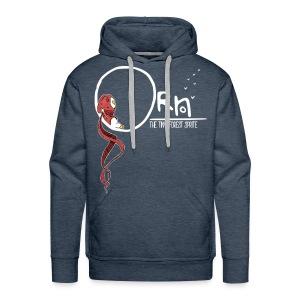 ORN CHILL SKETCH MENS HOODIE - Men's Premium Hoodie