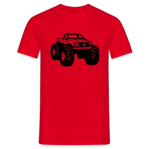 B.2005 in red - Men's T-Shirt