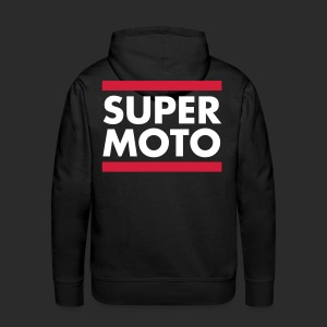 It's all about SUPERMOTO - Männer Premium Hoodie