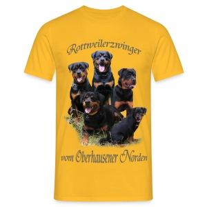 Paula L. - Männer T-Shirt