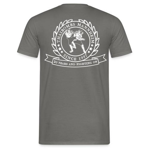 Thai-Bombs Shirt  - Männer T-Shirt