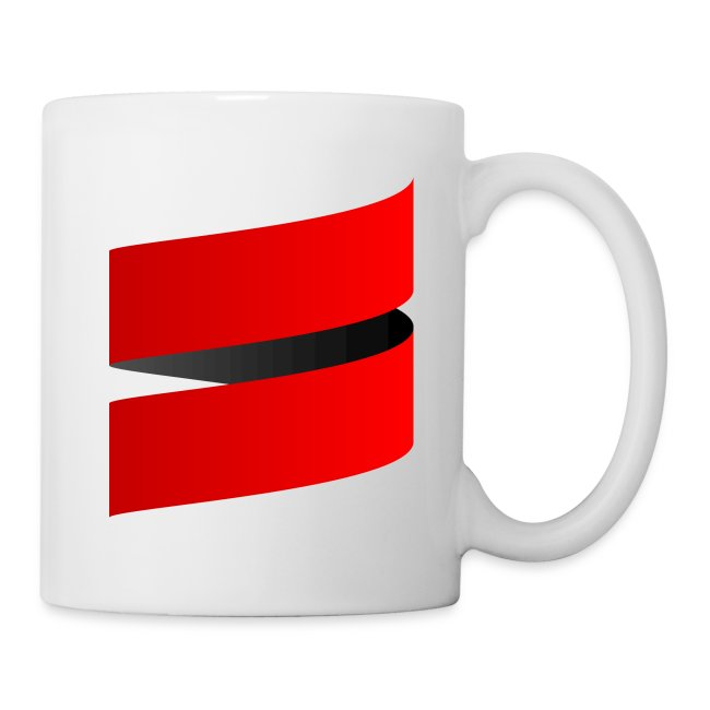 White Mug with Scala Icon