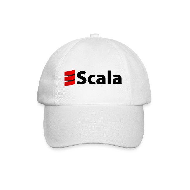 Baseball Cap with Scala Logo