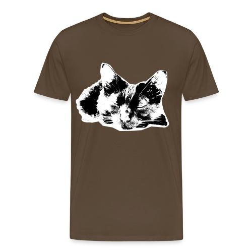 Kater-1 - Männer Premium T-Shirt