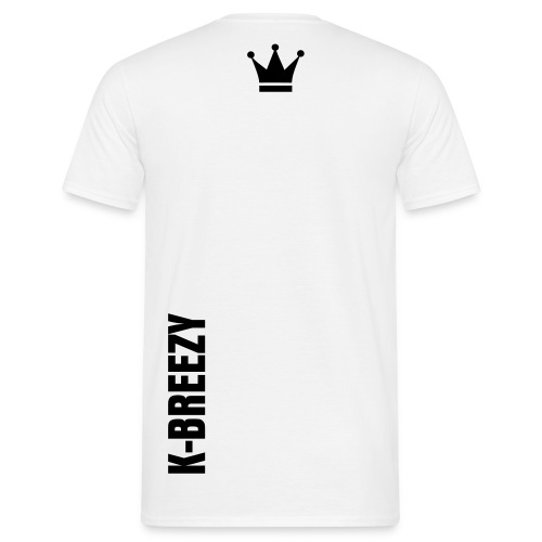 K-Breezy - T-shirt Homme