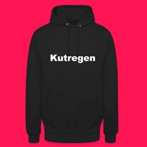 Unisex hoodie 'Kutregen' - Hoodie unisex