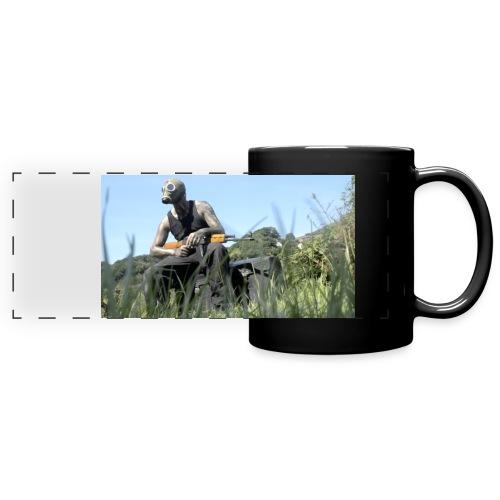 This mug offers full blessings - Full Color Panoramic Mug