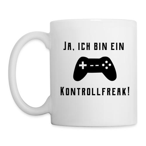 Gamer Controller Kontrollfreak Tassen & Zubehör - Tasse