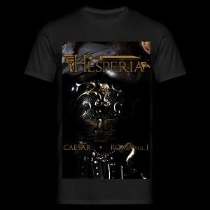 HESPERIA-Roman Armour T-Shirt - Men's T-Shirt