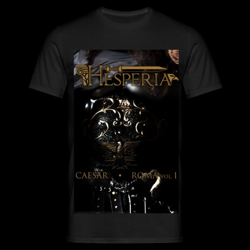HESPERIA-Roman Armour T-Shirt - Men's T-Shirt
