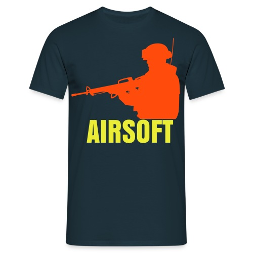 AIRSOFT - Men's T-Shirt