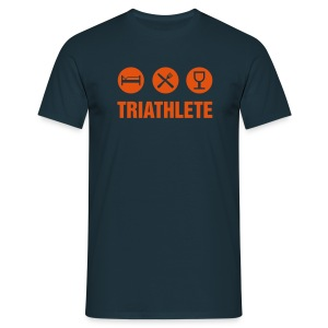 tri - Men's T-Shirt