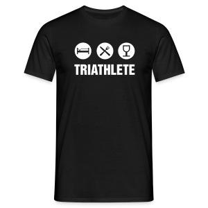 dark tri - Men's T-Shirt