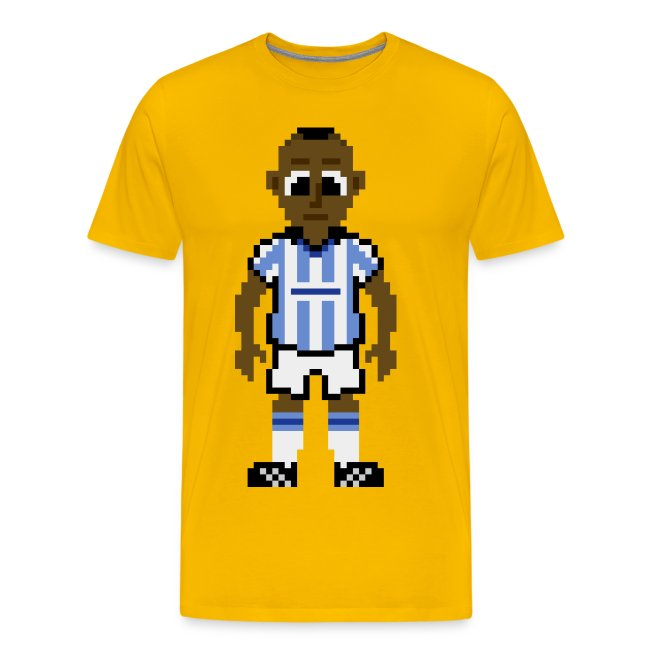 Peter Ndlovu Pixel Art T-shirt
