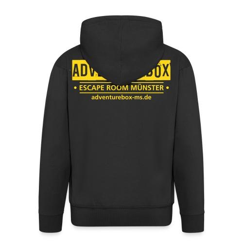 Jacke ABOX MS Männer - Men's Premium Hooded Jacket