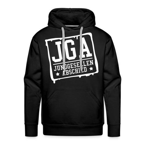 JGA Junggesellenabschied - Männer Premium Hoodie