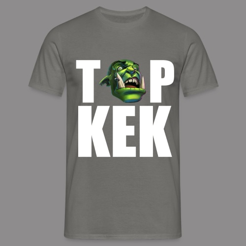Top Kek bile - Men's T-Shirt