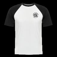 T-shirts ~ Kortärmad basebolltröja herr ~ Baseball FIOH