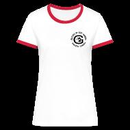 T-shirts ~ Kontrast-T-shirt dam ~ LDamtopp FIOH