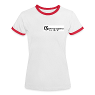 T-shirts ~ Kontrast-T-shirt dam ~ Damtopp Gambiagrupperna