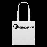 Väskor & ryggsäckar ~ Tygväska ~ Tygväska Gambiagrupperna