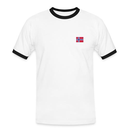 Kallstrom - T-shirt contrasté Homme