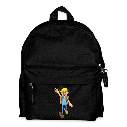 Schuljunge - Kinder Rucksack