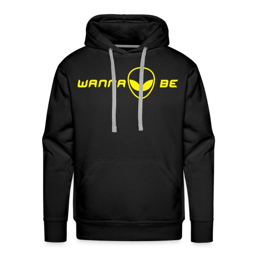 wanna be taken - Männer Premium Hoodie