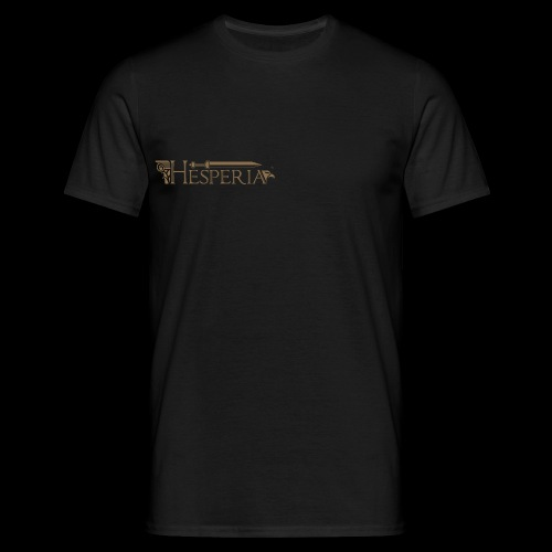 HESPERIA-Pure Metallvm Italicvm new type - Men's T-Shirt