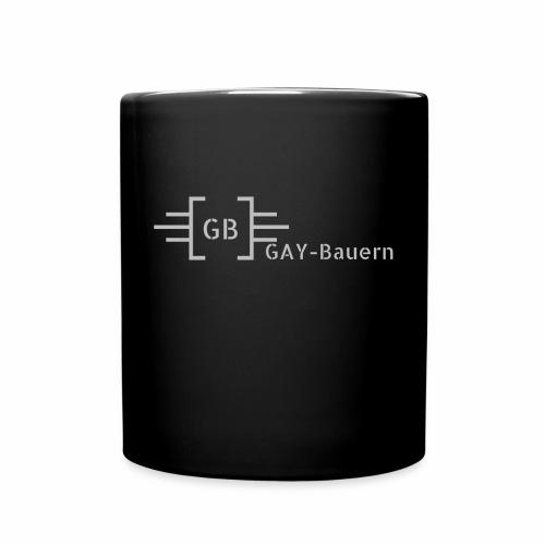 Kaffe-Haferl - Tasse einfarbig