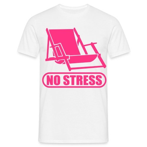 n-stress - T-shirt herr
