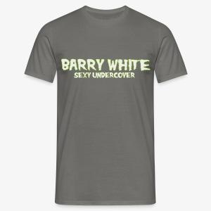 Barry White - Men's T-Shirt