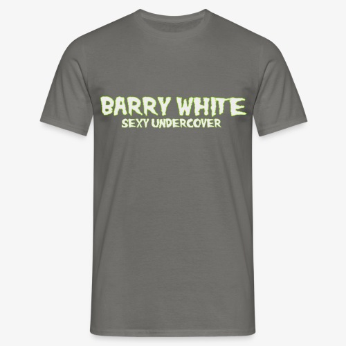Barry White - Men's T-Shirt