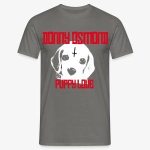 Puppy Love - Men's T-Shirt