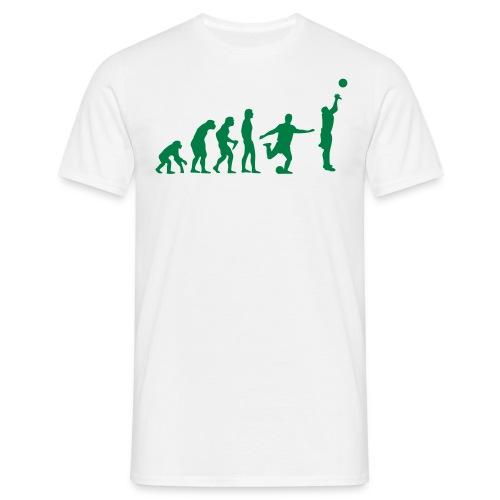 basket évolution - T-shirt Homme