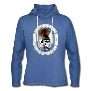 Wiesn-skull Pullover & Hoodies - Leichtes Kapuzensweatshirt Unisex