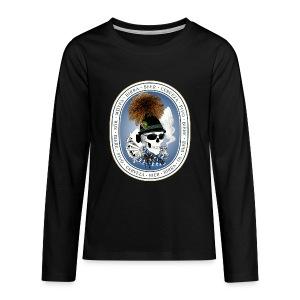 Wiesn-skull Langarmshirts - Teenager Premium Langarmshirt