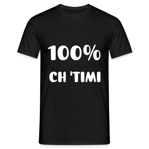 100% chtimi Homme - T-shirt Homme