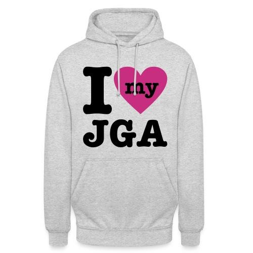 I love my JGA - Unisex Hoodie