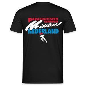 Vintage PCMN  - Mannen T-shirt