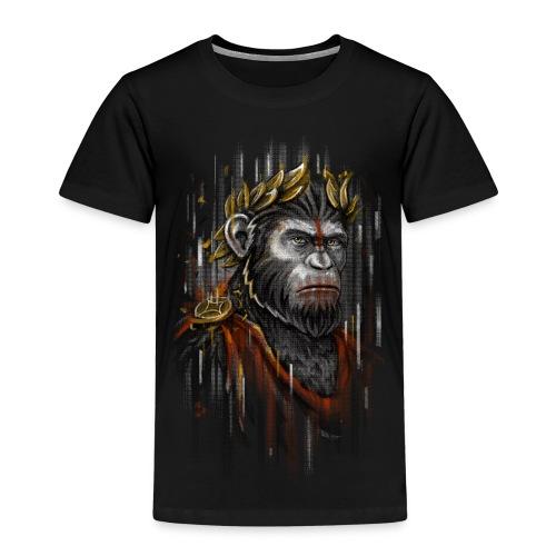 Caesar Ape - Kids' Premium T-Shirt