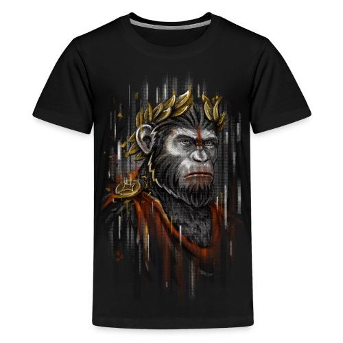 Caesar Ape - Teenage Premium T-Shirt