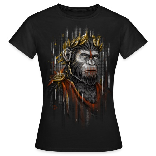 Caesar Ape - Women's T-Shirt