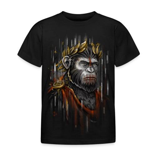 Caesar Ape - Kids' T-Shirt
