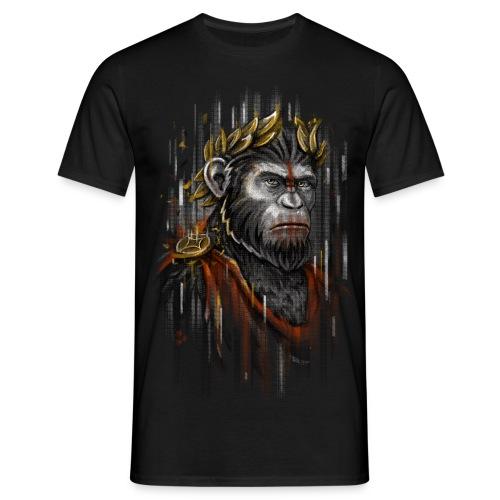 Caesar Ape - Men's T-Shirt