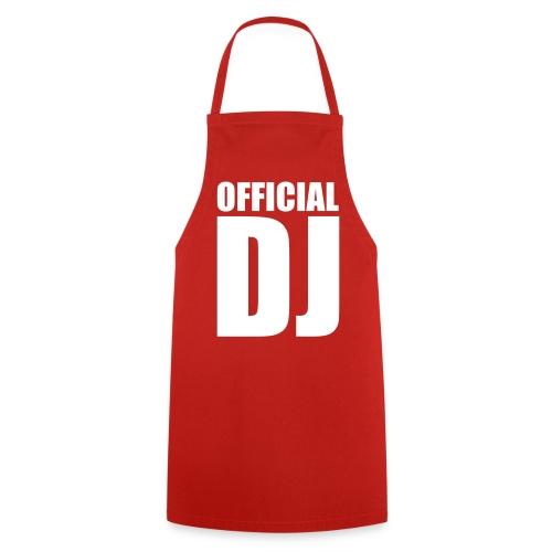 DJ COOK - Keukenschort