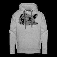 Pullover & Hoodies ~ Männer Premium Kapuzenpullover ~ Artikelnummer 11034819